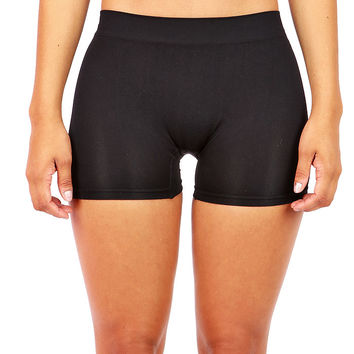 Spandex Under Shorts | Basics at Pink Ice