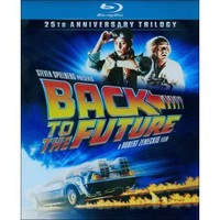 Back to the Future: 25th Anniversary Trilogy (3 Disc) (Blu-ray Disc)