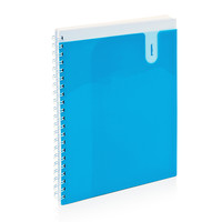 Pool Blue One Subject Pocket Notebook