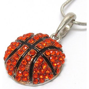 Crystal 'Bling' Basketball 18