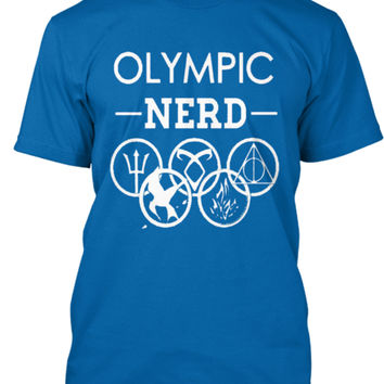 Limited Edition Olympic Nerd Shirt!