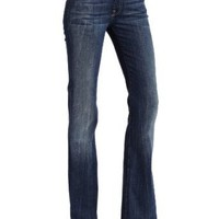 7 For All Mankind Women's Lexie Kimmie Bootcut Jean