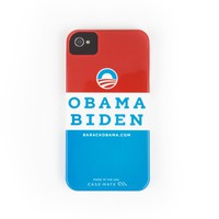 Obama for America | 2012 | Store | Red White  Blue Obama iPhone Case - Home  Outdoors