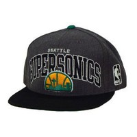 Hwc Seattle Supersonics Snapback Hat