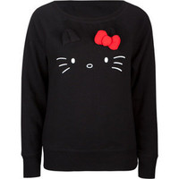 VANS x Hello Kitty Whiskers Womens Sweatshirt 195320100 | Sweatshirts & Hoodies | Tillys.com