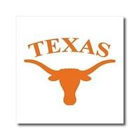 University - Texas Longhorn - Iron on Heat Transfers