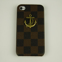 anchor iphone 4 case luxury iphone 5 case, iphone 5s phone cover iphone 4s cover, cheap women iphone 5s case men iphone 4s case otterbox