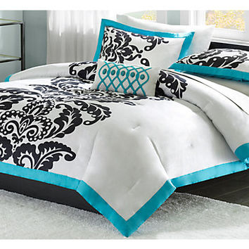 Milania Twin Bed Set
