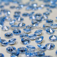 Shining Blue Wedding Favor Acrylic Diamond Confetti Table Decoration - Buy Acrylic Diamond Confetti,Wedding Decoration For Tables,Acrylic Diamond Confetti Product on Alibaba.com