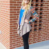 Timber Creek Cardi