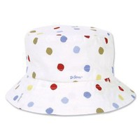Trend Lab Dr. Seuss Bucket Hat, One Fish, Two Fish, Red Fish, Blue Fish