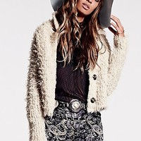Free People Womens Sweet Disposition Jacket