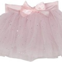 Capezio Girls 2-6x Tutu Skirt With Glitter Tulle