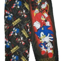 Sonic the Hedgehog Boys Pajama Pant