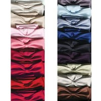 Satin Sash with Bow - Available in Many Colors