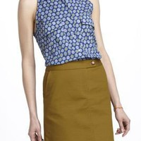 Summer Affairs Buttondown - Anthropologie
