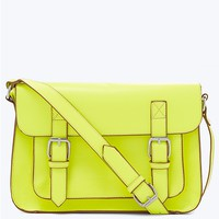 Casual Crossbody Satchel