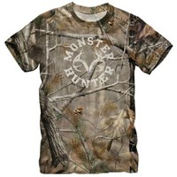Realtree Outfitters Two-Toned Antler Tee