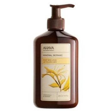 Mineral Botanic Velvet Body Lotion - Honeysuckle & Lavender