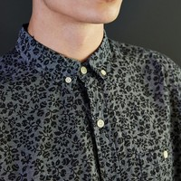 CPO Bartram Printed Breezy Button-Down Shirt - Urban Outfitters