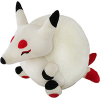 Squishable Kitsune: An Adorable Fuzzy Plush to Snurfle and Squeeze!