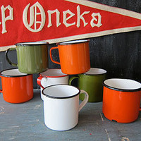 Three Potato Four - Enamel Camp Mug Collection