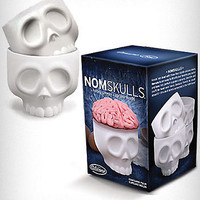 NomSkulls Silicone Cupcake Cups | PLASTICLAND