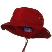 Kid`s Rip Boonie Hat - Red W20S25A
