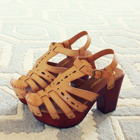 The Chloe Wedges