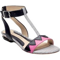 Women's Carolinna Espinosa Sweetlove Black/Black/Pink Leather