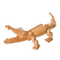 Wooden Moveable Animals