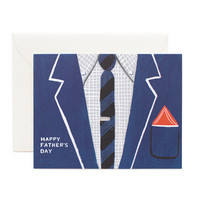 Father's Day Suit Card