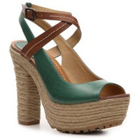 Mia Tulua Sandal Wedges Sandal Shop Women's Shoes - DSW