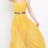Ladakh Landscape Dress- Ladakh Maxi Dress- Ladakh Dresses- $108.99