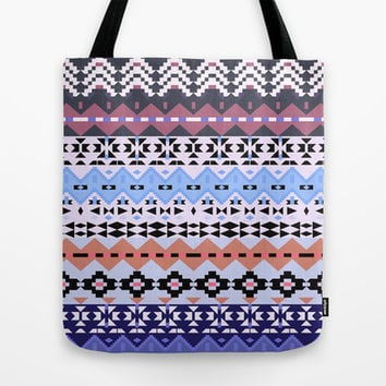 Mix #524 Tote Bag by Ornaart