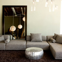 angelo sofa sectional by dwellfloorfive on Etsy