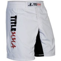 TITLE MMA Vertical Quad Flex Fight Shorts
