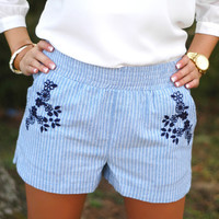 Summer Breeze Shorts