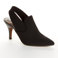 Donald Pliner Time Crepe Sling Back Pumps Shoes TIME2 at BareNecessities.com