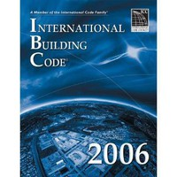 2006 International Building Code - Softcover Version: Softcover Version (International Building Code) [Paperback]
