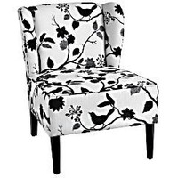 Pier 1 Imports > Catalog > Furniture & Living > Pier1ToGo Product Details - Annie Chair - Black Bird