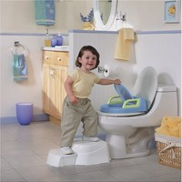 Safety 1st Potty `n Step Stool