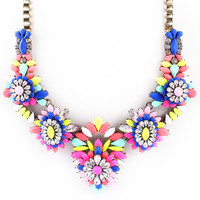 La Mer Statement Necklace