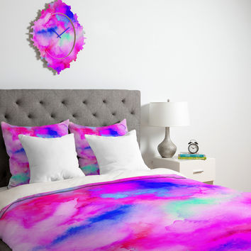 Jacqueline Maldonado Chimera Duvet Cover from Deny Designs