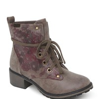 Roxy Bowman Lace Up Boots - Womens Boots