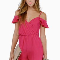 Up In Arms Romper $42