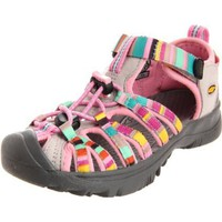 KEEN Whisper Hook and Loop Sandal (ToddlerLittle Kid) - designer shoes, handbags, jewelry, watches, and fashion accessories | endless.com