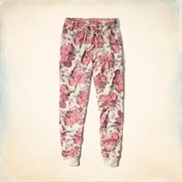 Hollister + Lucy Hale Fleece Jogger Pants