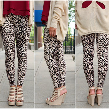 On The Prowl Leggings