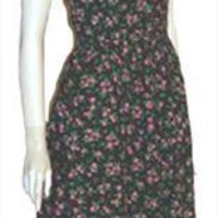 Lanz Originals Vintage 70s Cotton Sundress